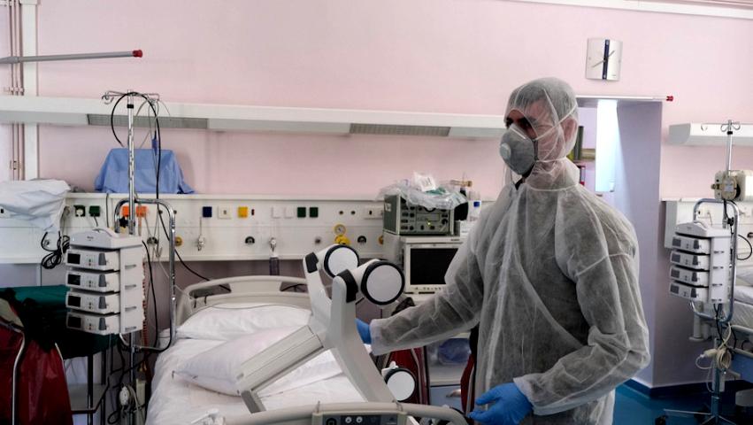 Νίκησαν τον κορωνοϊό - Αποσωληνώθηκαν τρεις ασθενείς στην Ελλάδα