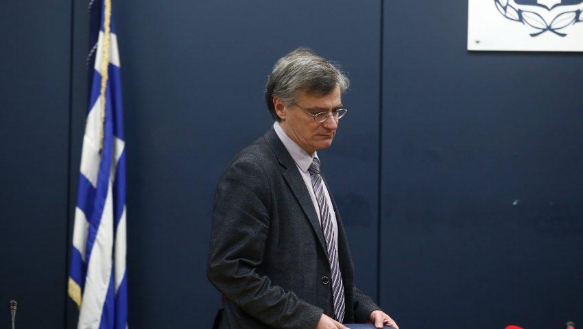 Κορωνοϊός: Το «λάθος» του Σωτήρη Τσιόδρα που άφησε αρνητικές εντυπώσεις