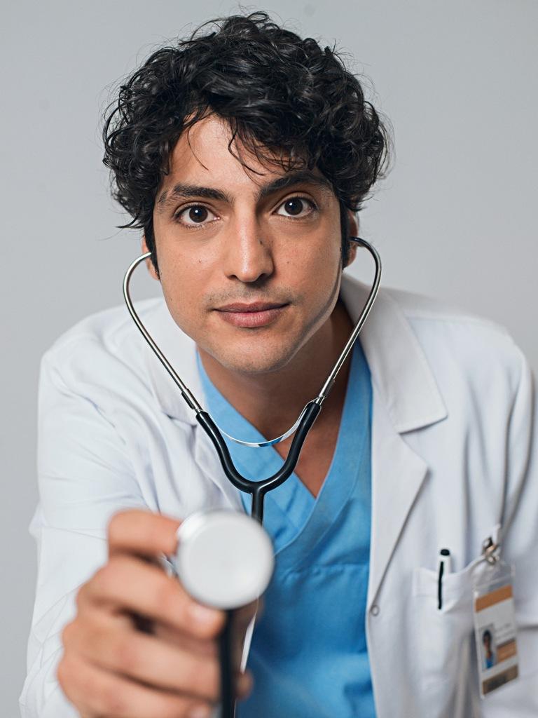 Εν μέσω πανδημίας κορωνοϊού ξεκινάει η σειρά «Ο Γιατρός» στο ΣΚΑΪ