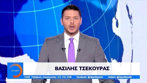 Βασίλης Τσεκούρας: Το πρώτο του μήνυμα μετά την σοβαρή περιπέτεια της υγείας του