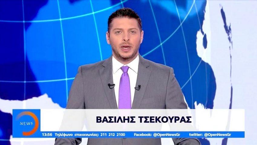 Βασίλης Τσεκούρας: Στην εντατική ο δημοσιογράφος του OPEN