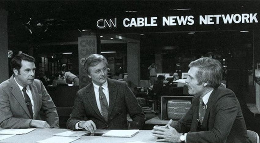 «Δεν υπάρχει πόλεμος αν δεν τον δείξει το CNN»