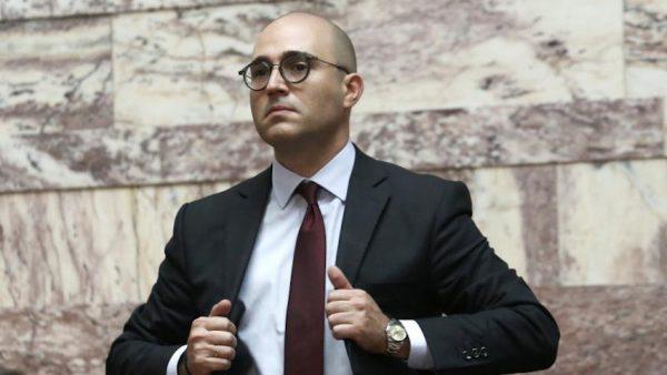 Βιτριολική απάντηση Μπογδάνου για Γεωργίου: «Αδιαφορώ αν θα απολυθεί»