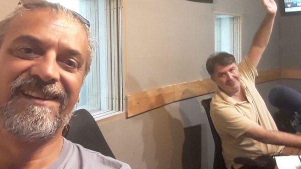 Ξανασμίγουν σε ραδιόφωνο Γκόντζος και Γρηγορόπουλος