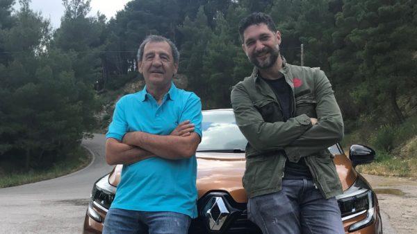 Πατάει… γκάζι ο Πάνος Ιωαννίδης του «MasterChef»