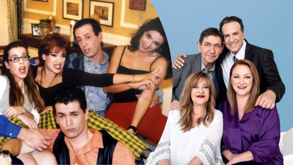 O πιο αγαπημένος ηθοποιός του «Κωνσταντίνου και Ελένης» μπαίνει στο «Καφέ της Χαράς