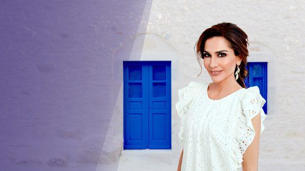 Επίσημα στο Mega η Δέσποινα Βανδή με το «My Greece»