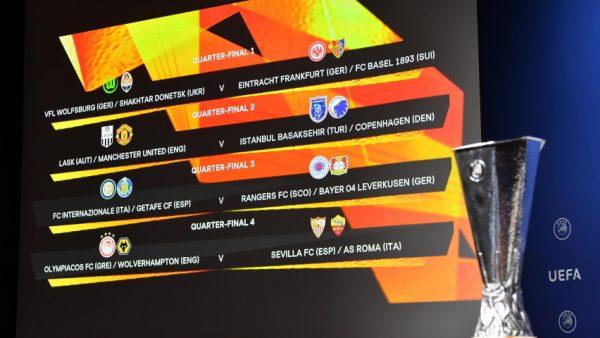 Europa League: Όλες οι μεταδόσεις ως και τον τελικό