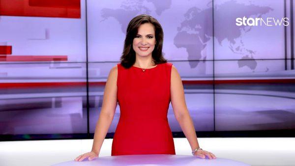 Tέλος από το δελτίο ειδήσεων του Star η Ελένη Τσαγκά