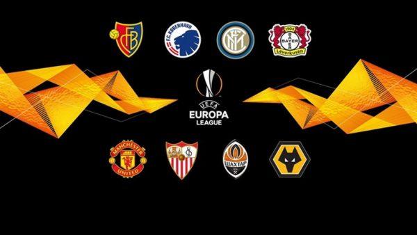 Final-8 για το Europa League Δευτέρα και Τρίτη