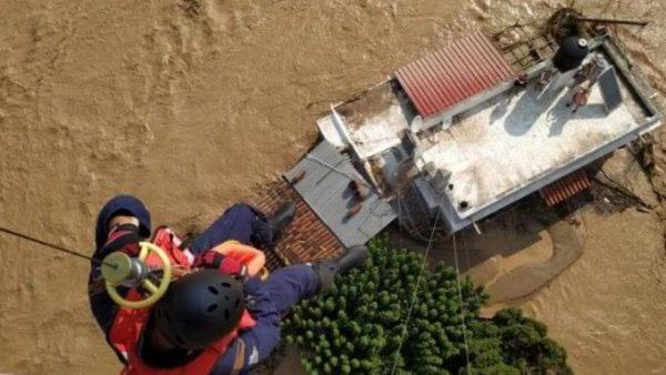 Τραγωδία στην Εύβοια: Τα κανάλια δυστυχώς κάτι ξέχασαν να δείξουν…