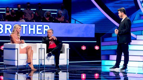 «Big Brother» με αέρα Ανδρέα Μικρούτσικου: Τα νούμερα τηλεθέασης της πρεμιέρας
