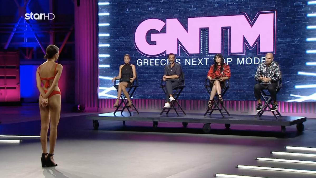 Θα αφήσει εποχή στο GNTM: Η μελαχρινή που τρέλανε τους κριτές με το κ0ρμί της (Pics)