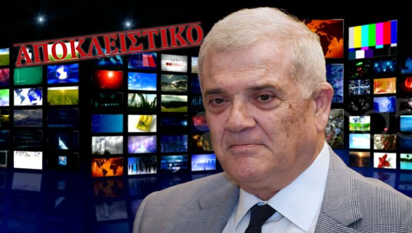 Βόμβα στο τηλεοπτικό σκηνικό: Ο Μελισσανίδης ετοιμάζει δικό του κανάλι!