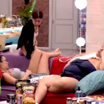 «Big Brother»: Κυκλοφόρησε η εικόνα που έκοψαν λόγω ακαταλληλότητας (Pic)