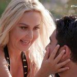 «Φιλάς τη μάνα σου;»: Αντιδράσεις για τις εικόνες Βασιλάκου – «38χρονης» Έλενας στο Bachelor (Pics)