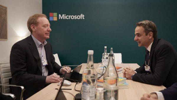 Να πώς έκλεισε το μεγάλο deal με τη Microsoft