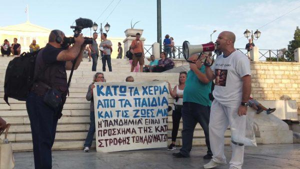 Οι αρνητές του κορωνοϊού στο «Special Report»