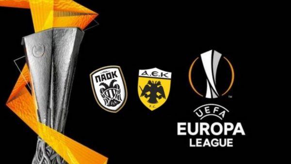 Europa League: Ξεκινούν οι… δικέφαλες Πέμπτες στην TV
