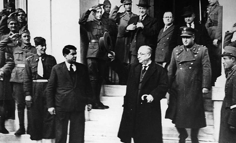 Πριν από ακριβώς 70 χρόνια: Τι είπε ο Μεταξάς στους δημοσιογράφους για το «ΟΧΙ»