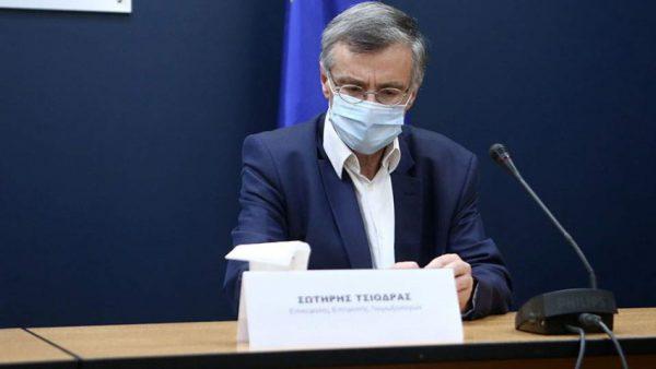 Ποιο κόμμα ψηφίζει ο Τσιόδρας; (Vid)