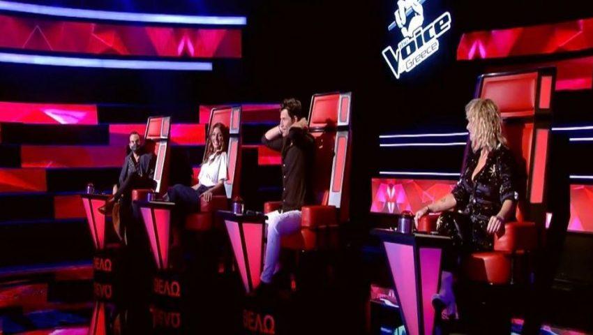 «The Voice»: Η εκθαμβωτική σωσίας της Φαίης Σκορδά που μάγεψε τους κριτές (Vid)