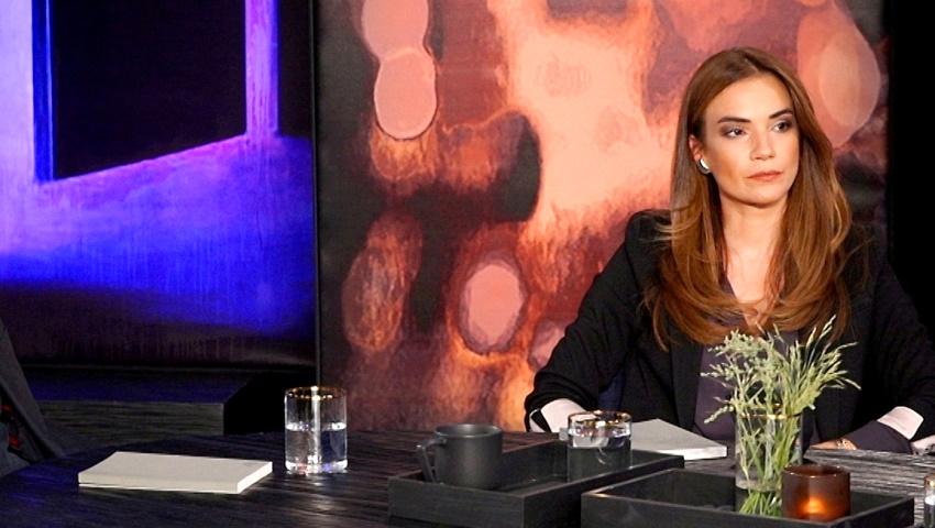 Η Άννα Μπουσδούκου ξανά στην τηλεόραση