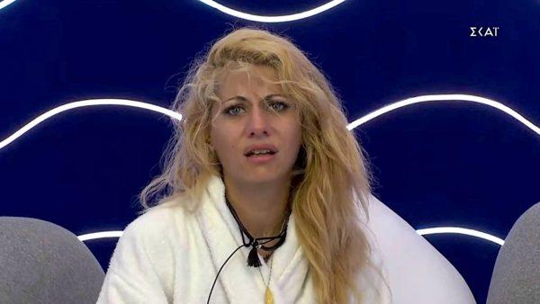 «Big Brother»: Νέα εικόνα για την Άννα – Μαρία στο σπίτι του «Μεγάλου Αδερφού» (Pics)