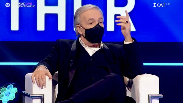 Ανδρέας Μικρούτσικος: Αποχώρησε έξαλλος μετά τον Τελικό του «Big Brother»