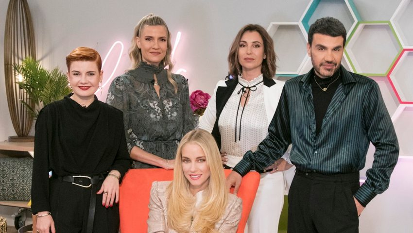 Η επίσημη ανακοίνωση του ΣΚΑΪ για το «Super Makeover» με τη Δούκισσα Νομικού