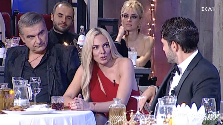 Χάζεψαν Παπαδόπουλος - Αργυρός: Η Ιωάννα Μαλέσκου στην εμφάνιση της ζωής της (Pics)