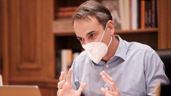Κυριάκος Μητσοτάκης: Παραδέχτηκε πως ζήτησε από την ΕΕ πιστοποιητικό εμβολιασμού