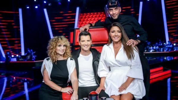 Κανένας Λιανός! Για πρώτη φορά γυναίκα στην παρουσίαση των LIVE του «The Voice»