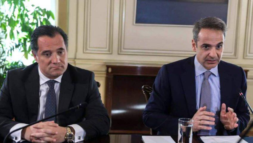 Άδωνις Γεωργιάδης: «Όλα είναι στο τραπέζι, ακόμα και το ολικό lockdown»