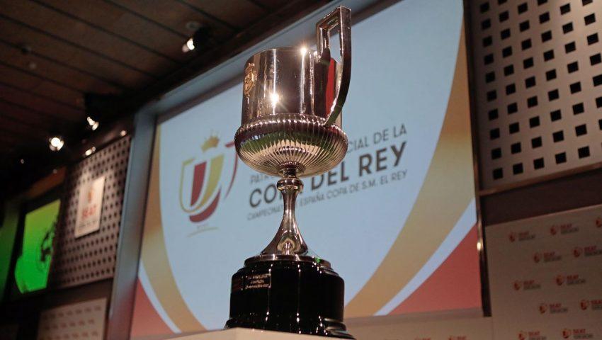 Ελεύθερος μέσω Youtube αγώνας του Copa del Rey