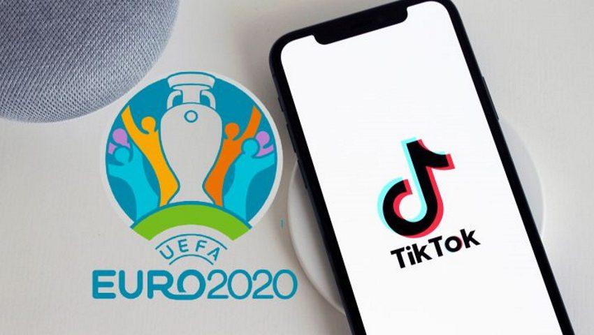 Μεγάλη συμφωνία της UEFA με το TikTok για το EURO 2020