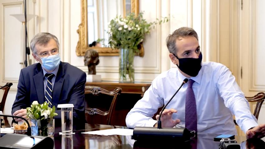 Κορωνοϊός: Νέα μετάλλαξη στην Ελλάδα - Τι θα ισχύσει με το νέο lockdown