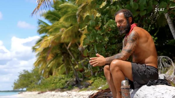 Survivor: Αυτός είναι ο πραγματικός λόγος που οι «Κόκκινοι» δεν θέλουν πια τον Τριαντάφυλλο (Vid)