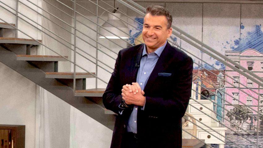 Γιώργος Λιάγκας: Κάνει το «μπαμ» στον ΑΝΤ1