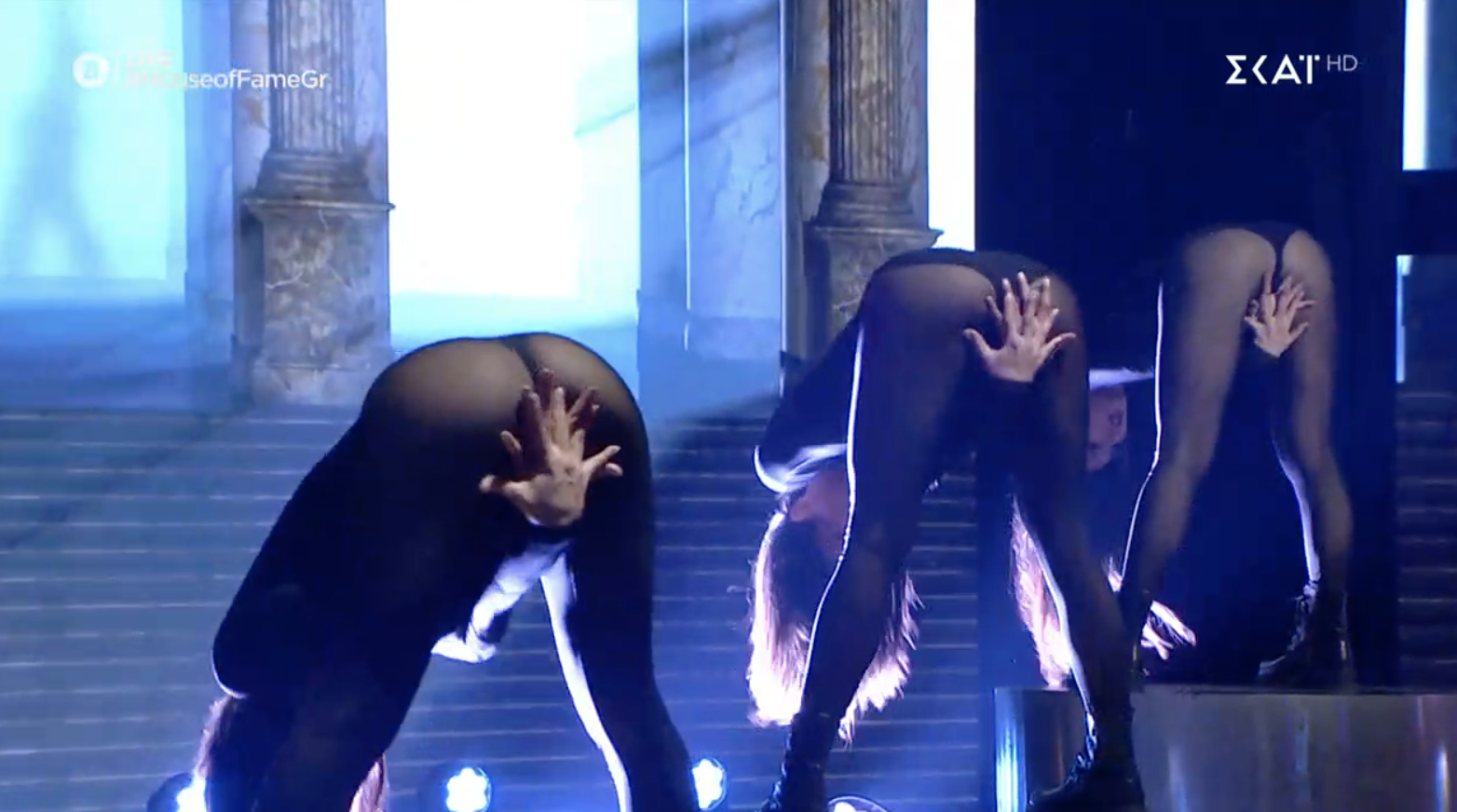 House of Fame LIVE: Το διόλου κατάλληλο πλάvo στον αέρα του ΣΚΑΪ (Pic & Vid)