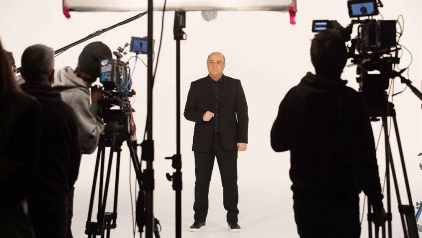 «5Χ5»: Τα νούμερα της πρεμιέρας του τηλεπαιχνιδιού του Μάρκου Σεφερλή