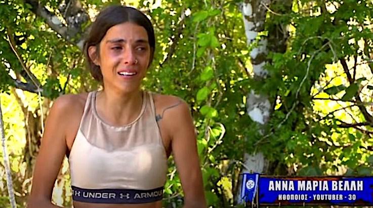 Έβαλε 13 κιλά και συνεχίζει: Η απίστευτη αλλαγή στο σώμα της Άννας Μαρίας Βέλλη 20 μέρες μετά το Survivor (Pics)