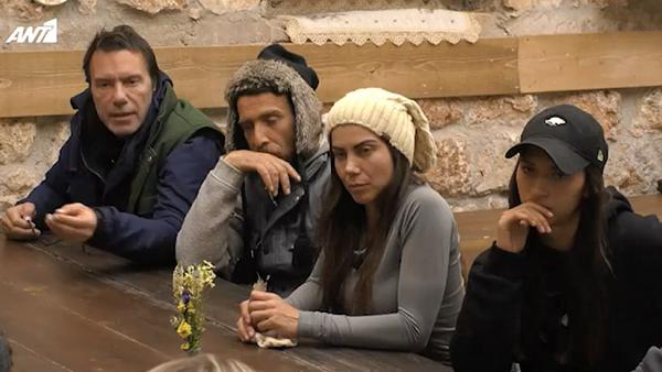 Στα ύψη η τηλεθέαση: Ξανά… με ελάχιστα η Κυριακή Κατσογρεσάκη στη «Φάρμα» (Vid)