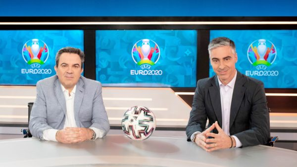 Πότε ξεκινά η εκπομπή του ΑΝΤ1 για το Euro 2020