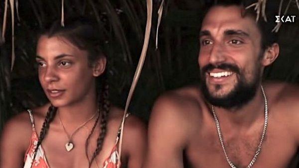 Survivor: «Ο Σάκης και η Μαριαλένα είναι ξανά μαζί» (Vid)