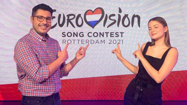 «Πάμε Eurovision»: Νωρίτερα στο ERTFLIX η νέα εκπομπή της ΕΡΤ