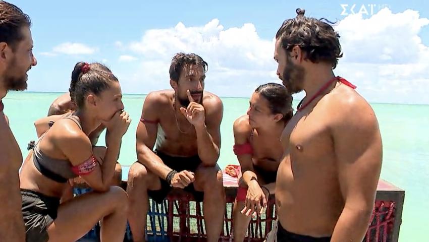 Δεν είναι το φαγητό: Αυτός είναι ο λόγος που φούσκωσε ο Γιώργος Ασημακόπουλος στο Survivor (Pics)