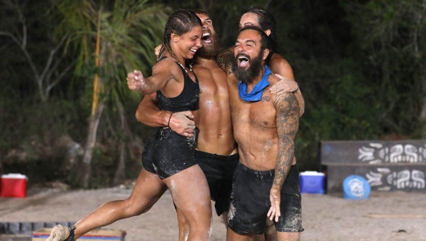 Φινάλε Survivor:  O Γιώργος Λιανός επιβεβαιώνει την παράταση του παιχνιδιού
