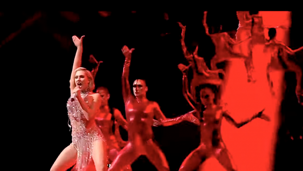 Eurovision 2021: Έλαμψε η Έλενα Τσαγκρινού με το «El Diablo» της στον Α' Ημιτελικό
