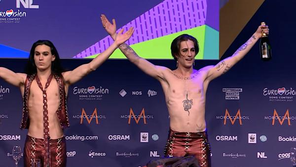 Σε τοξικολογικές εξετάσεις θα υποβληθεί ο νικητής της  Eurovision   Η επίσημη ανακοίνωση της EBU